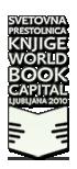 Ljubljana 2010 - Svetovna prestolnica knjige