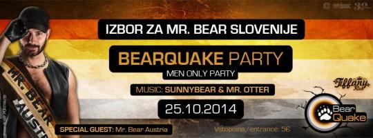 Bearquake