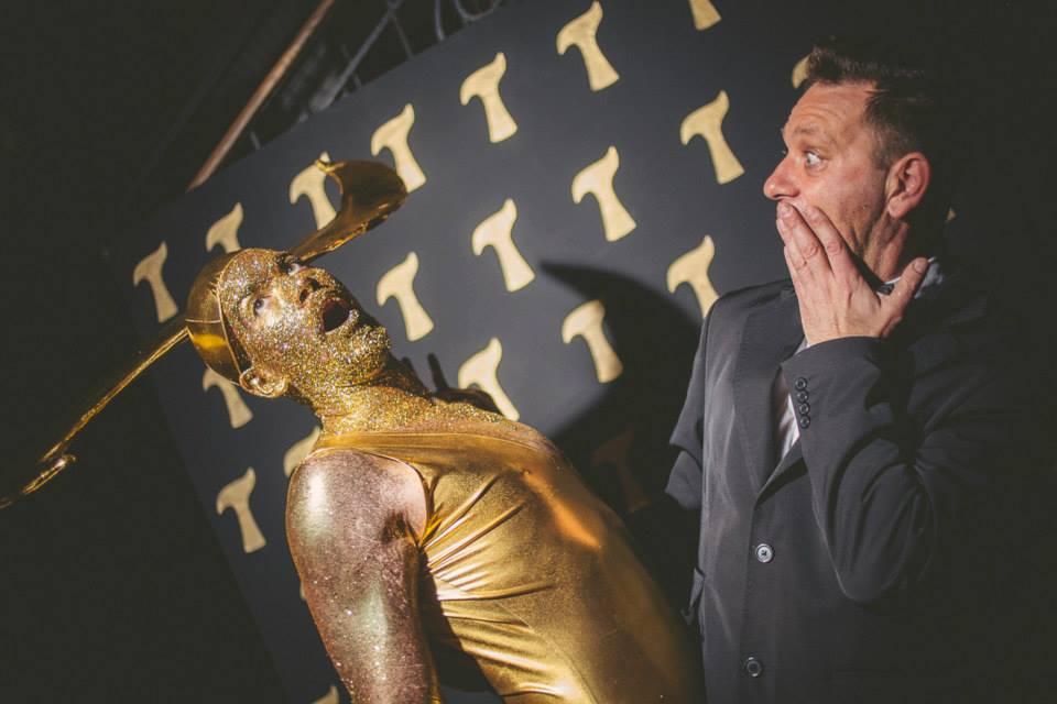 Podelitev Zlatih Tifanij Foto: David Lotrič