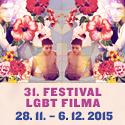 31. Festival LGBT filma
