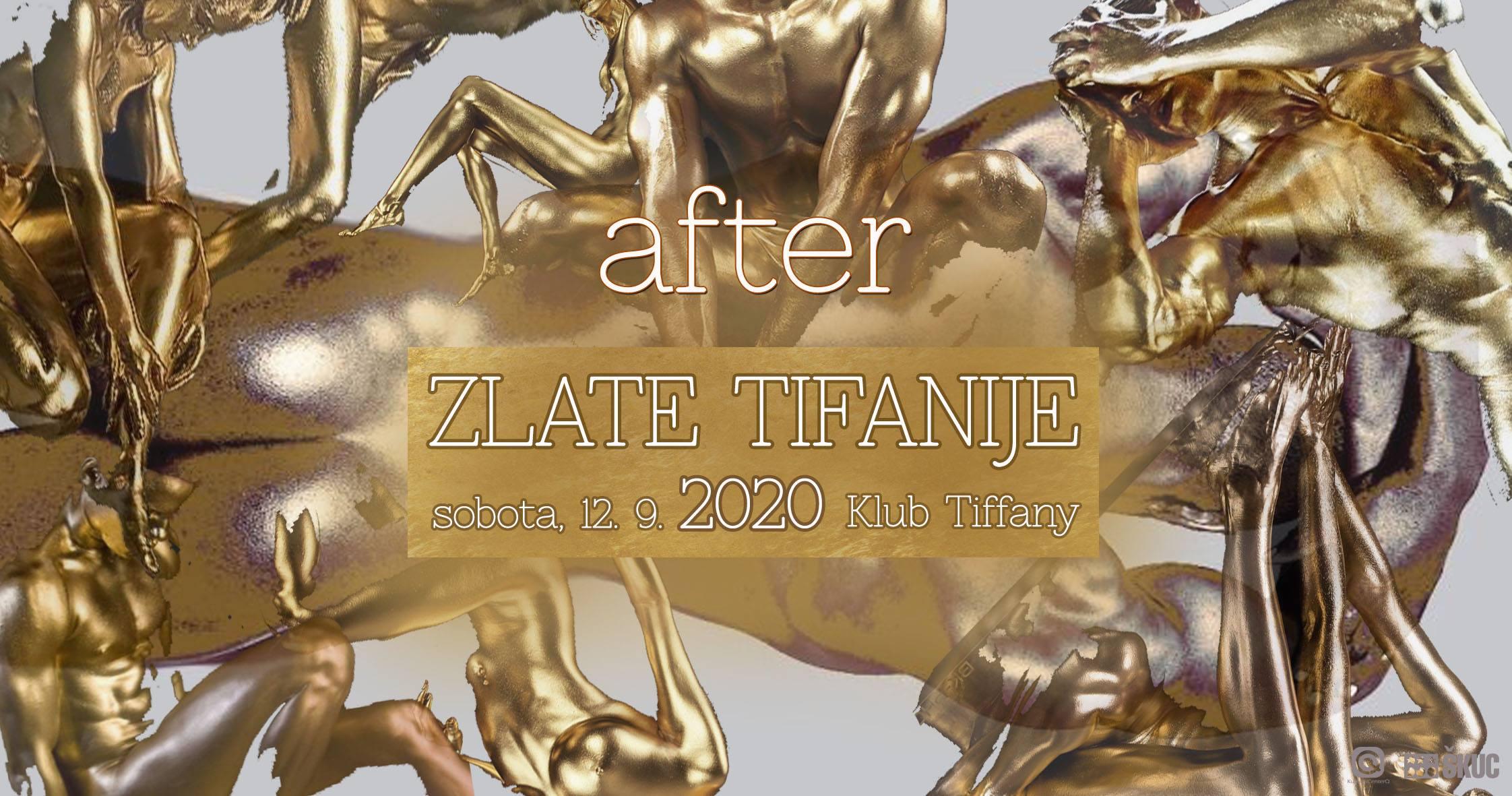 Zlate Tifanije 2020 After