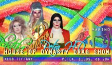 House of Dynasty Drag show