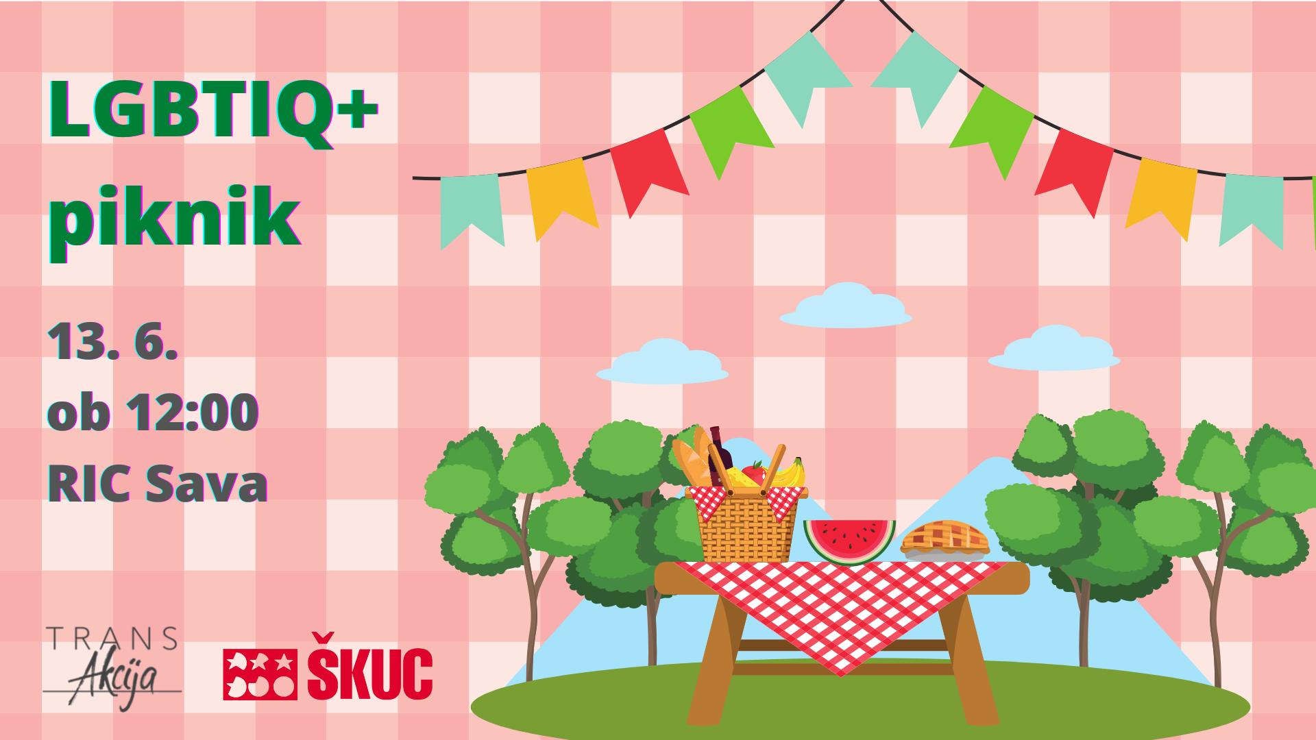 LGBTIQ+ piknik