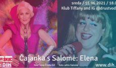 Čajanka s Salome: Elena