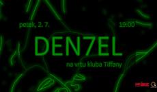 DEN7EL 2.7. petek