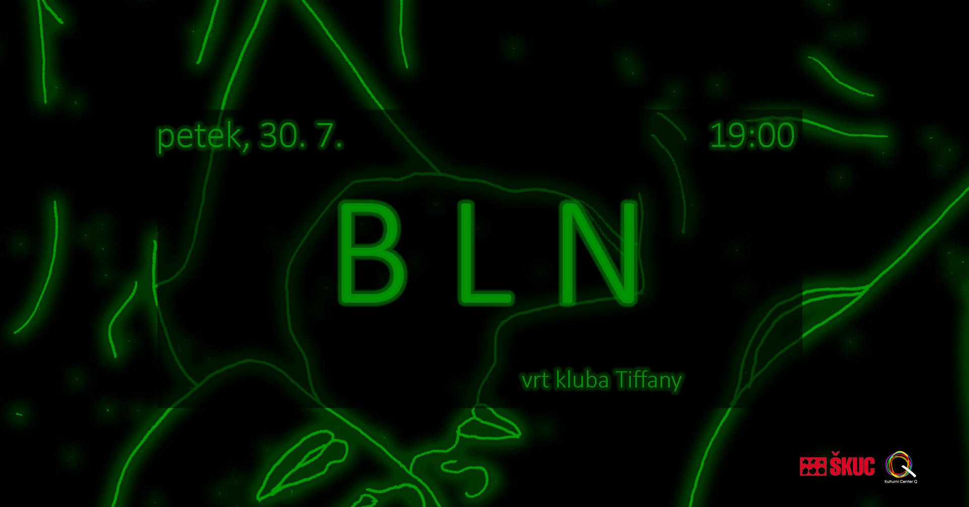 BLN 30.7. petek