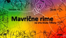 Mavrične rime 29.7