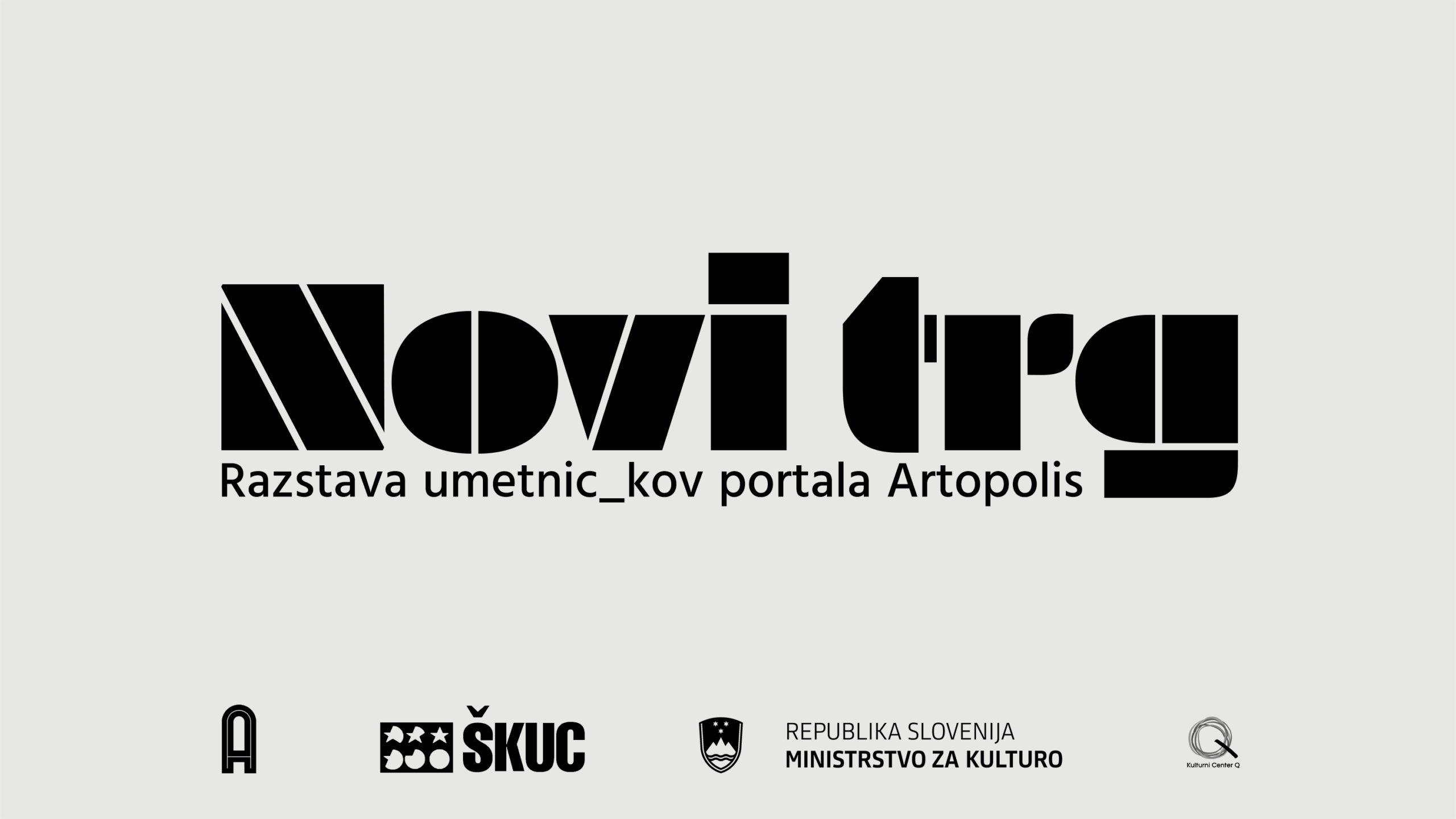Artopolis: Novi trg