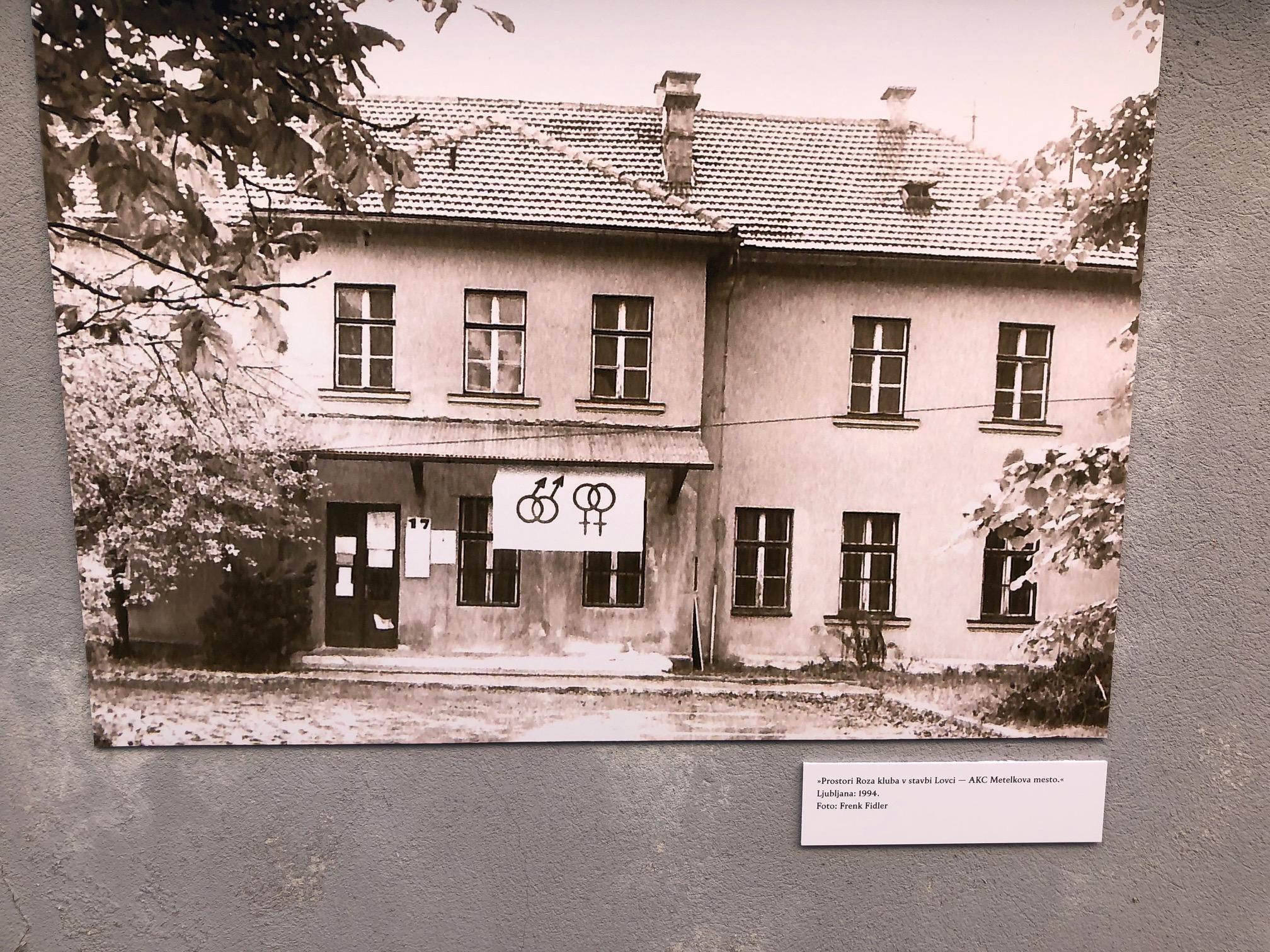 stavba Lovci 1994