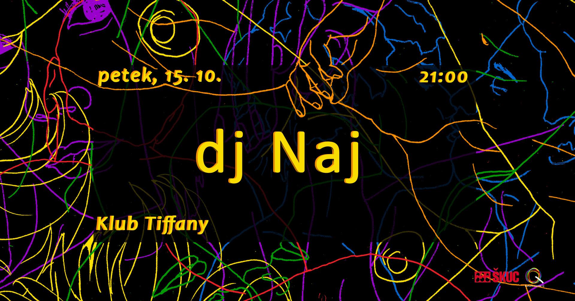 DJ Naj 15.10.