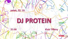 DJ Protein petek 22.10.